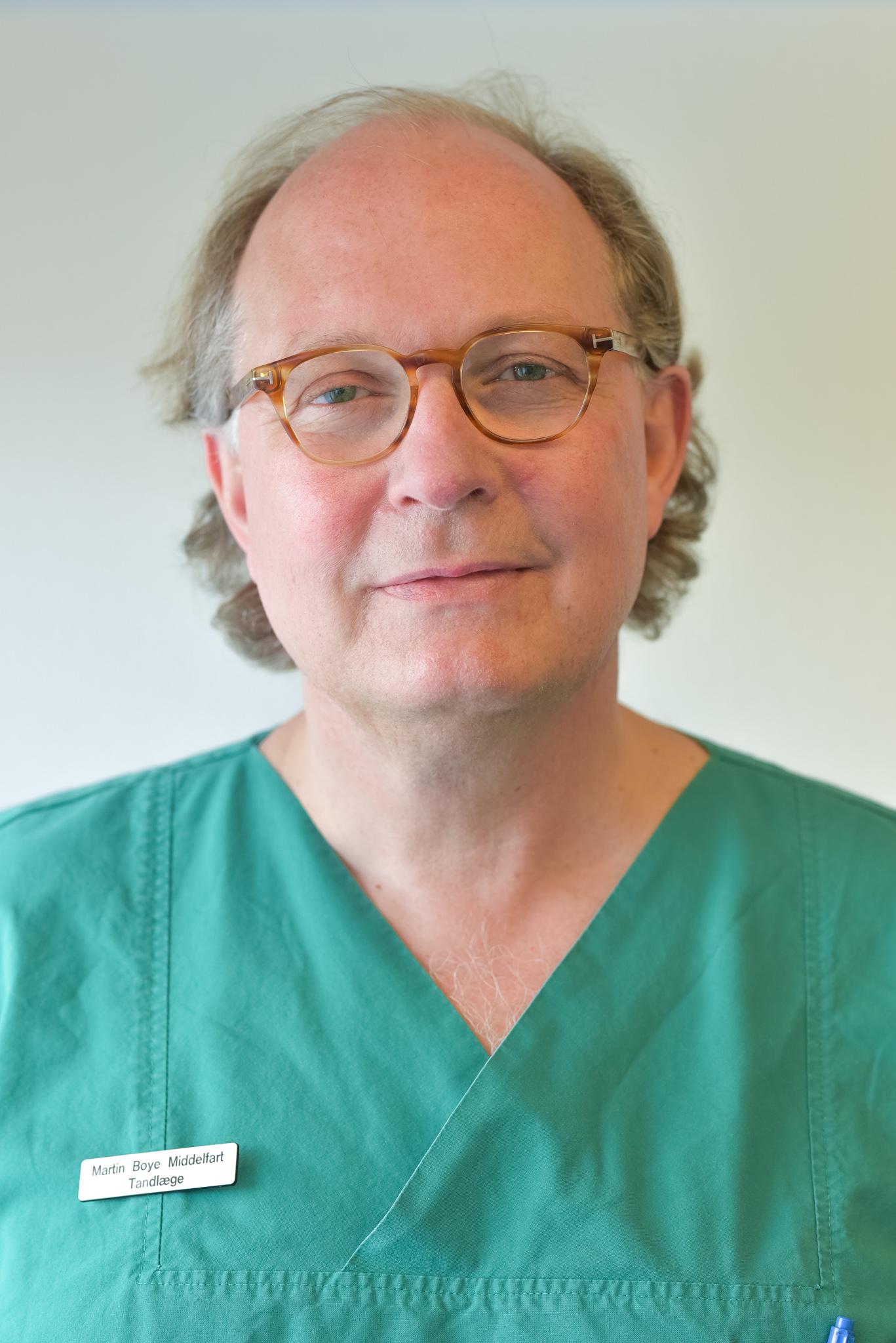 Tandlæge Martin